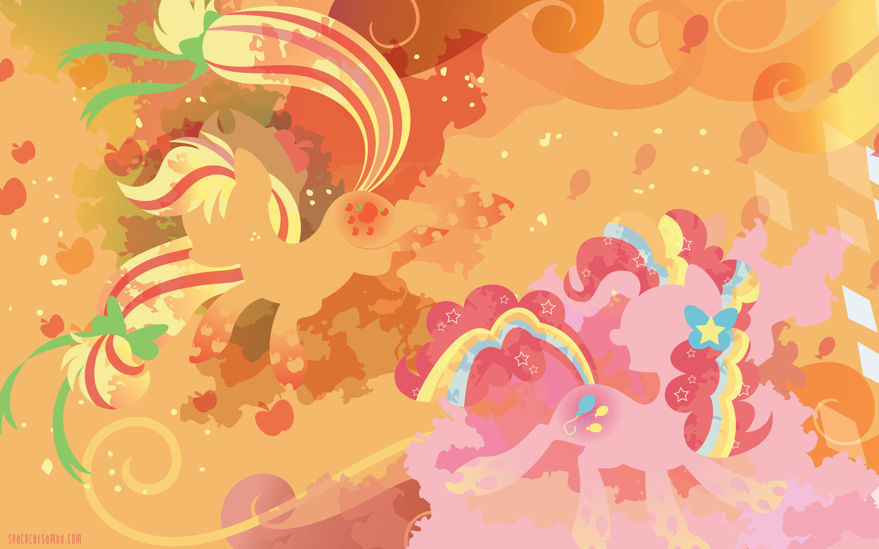 Rainbow Power Applejack And Pinkie Pie furthermore GoldersGreen as well Fiche Galerie 1 Type Wall Rpg id 2487 Supports id 35 So Galeries as well Bloom Musa Season Six Photo as well . on wall nd